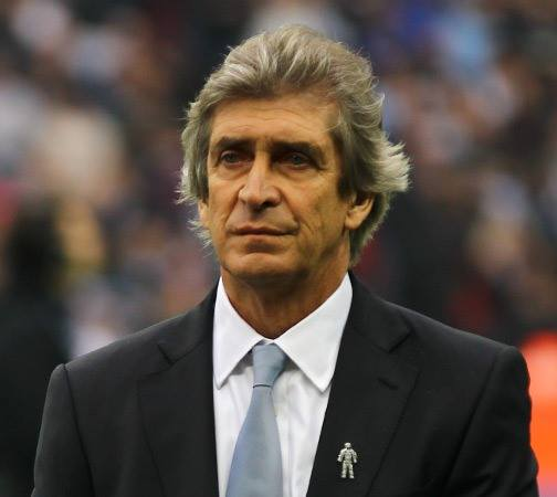 Underdog - does Pellegrini's City side have the pedigree to get past Barcelona? Courtesy @MCFC