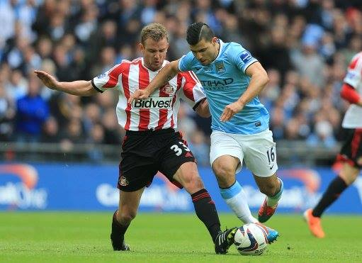 Comeback trail - Sergio lasted an hour in his first game since injury Courtesy @MCFC