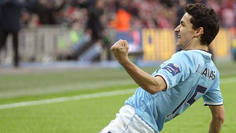 Sweet Jesus - Navas slides in to seal the deal - 3-1 City  Courtesy @MCFC