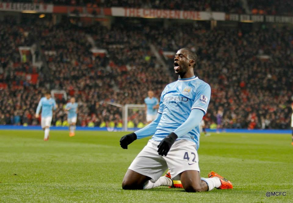 Big influence - A fit and focused returning Yaya would be a major factor as City seek to retain the PL title and go all the way in the Champions League. Courtesy @MCFC