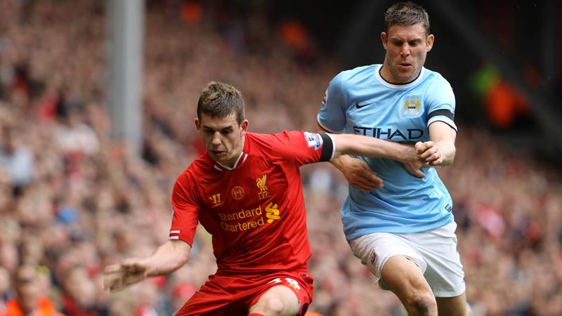Sign him up - Milner helped change the game in City's favour and deserves a new contract. Courtesy @MCFC