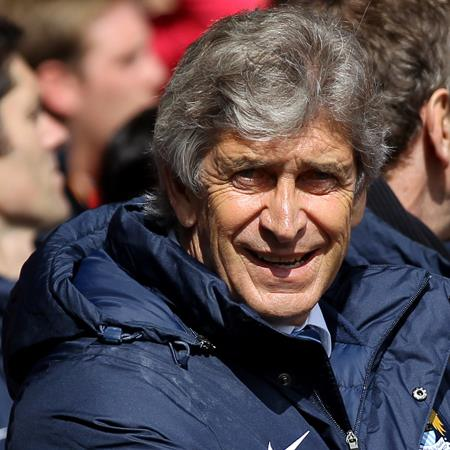 18 points - If Pellegrini can guide City to six wins will it win the PL title? Courtesy @MCFC