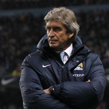 City of compassion - Manuel Pellegrini is one of a number of key figures at the club who have taken compassionate leave in the past. Courtesy @MCFC