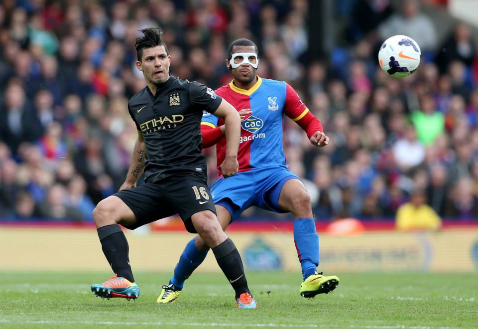 Sharpening up - Sergio is in good shape to help City to a second PL title. Courtesy @MCFC