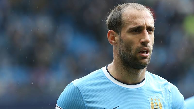 Zaba Daba Don't! - but Zaba Daba Did and gave away a penalty. Courtesy @MCFC