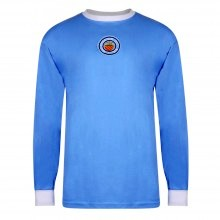 Champions 1968 - one of the City shirts up for grabs in our CampoRetro competition