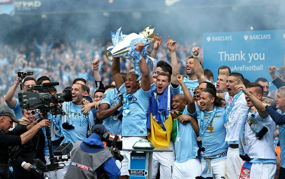 Turning dreams into glorious reality. Courtesy @MCFC