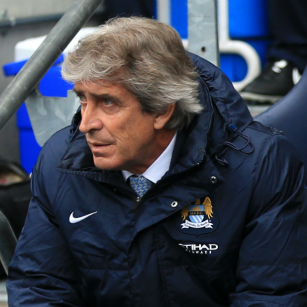 Dignity - Manuel Pellegrini personifies the way in which Manchester City conduct themselves. Courtesy @MCFC