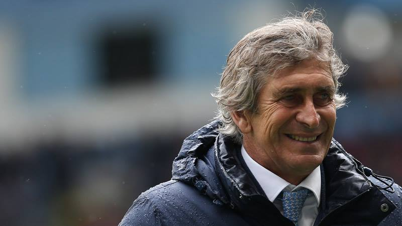 Pressured Pellegrini - Manuel needs his team to get the goals flowing in at one end and plug up conceding at the other. Courtesy @MCFC