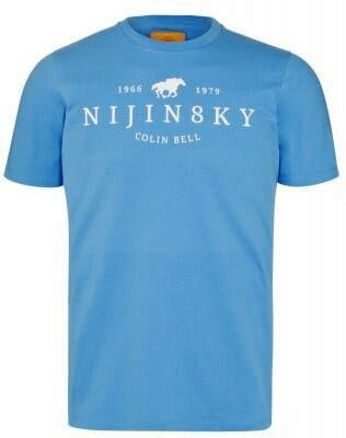 Frontrunner - Colin Bell inspired t-shirt from @camporetro available with 20% RBNR discount