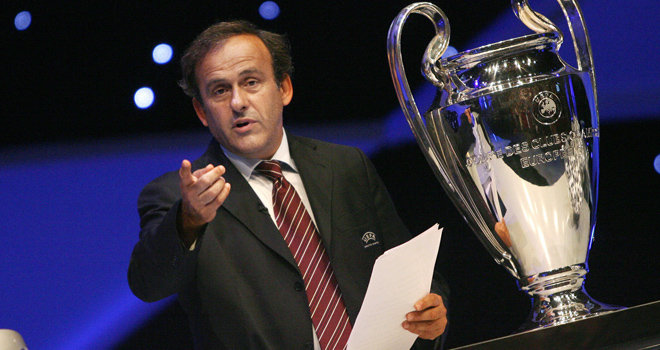Financial Foul Play - Napoleon Platini and his UEFA plebs have met their 'Waterloo' and are in retreat.
