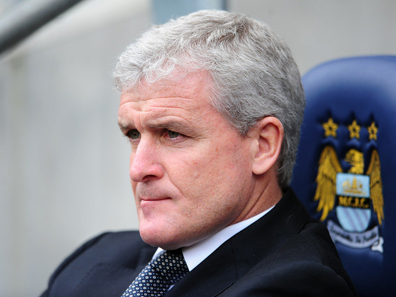 Ex-Boss - Mark Hughes returns to the Etihad today