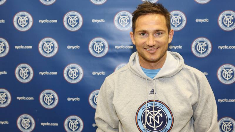 New Blue - From Royal to Sky - welcome to Manchester Frank! Courtesy @MCFC