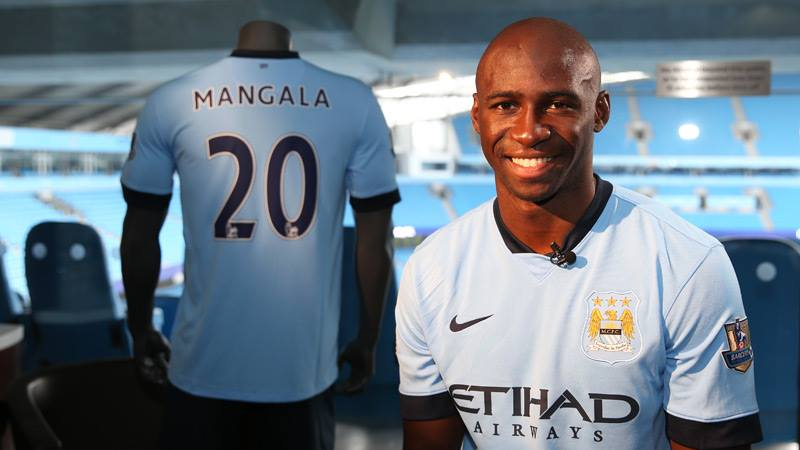 Defence Chief - Eliaquim Mangala will be missing on Monday night as he works towards full match fitness.Courtesy@MCFC