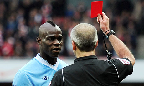 Mad Mario - The bits of Balotelli, City fans would rather forget.