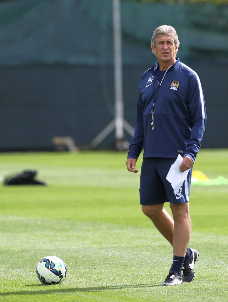 Engineering success - MP is determined to retain the PL title and maximum points at the Etihad are vital. Courtesy@MCFC