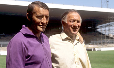 Unstoppable - Mercer & Allison could and should have had City rule English football, but the  winning partnership was unsustainable.
