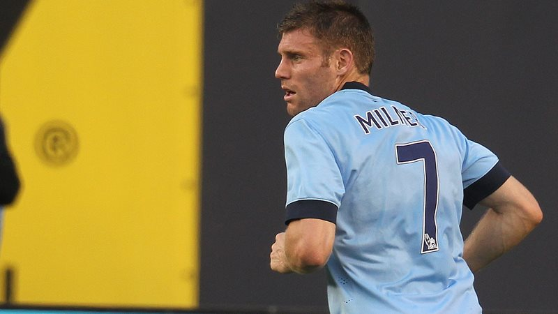 Home James - City want Milner to stay beyond the current year left on his contract - the Lampard deal must not impact on Jimmy's time on the field. Courtesy @MCFC