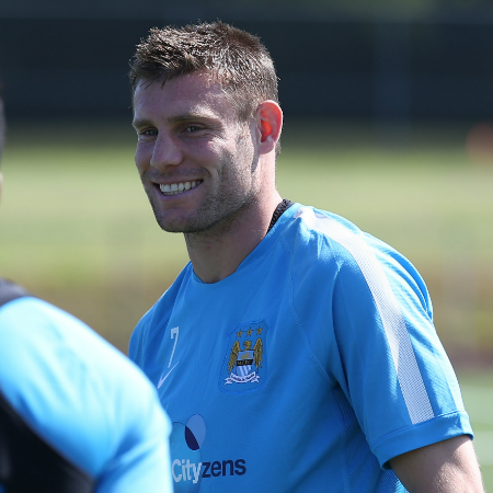 True Grit - James Milner gives everything in a City shirt...others take note! Courtesy @MCFC