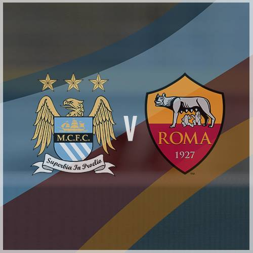 Hope springs eternal - City have to beat the men from the Eternal City! Courtesy@MCFC