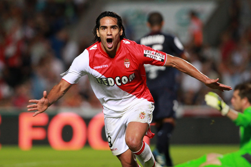 Falcao - Will he be playing for Manchester City or Manchester United this season?