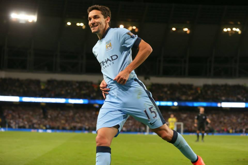 Sweet Jesus - Navas was both the provider & taker of goals. Courtesy@MCFC