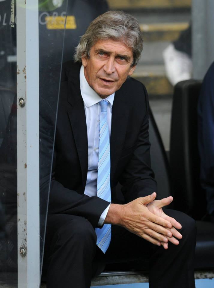 Stay calm and trust our MP - Manuel's tactical acumen and key substitutions won the game. Courtesy@MCFC