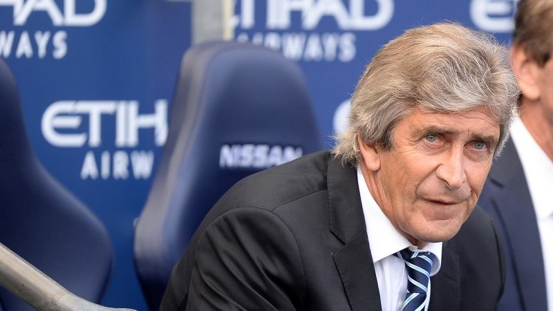 Mind games - was Manuel winding up wind-up merchant Mourinho? Courtesy@MCFC