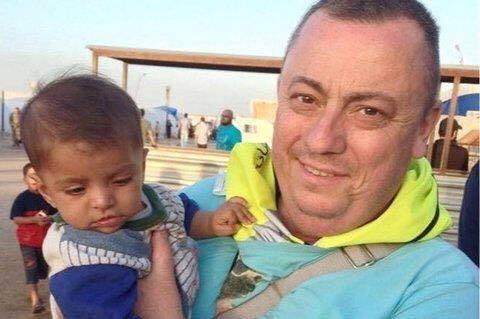 Kind  & Courageous - RIP Alan Henning.