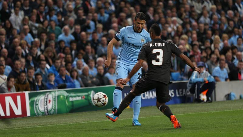 Sticking around - Martin Demichelis should be extending his City contract by another 12 months. Courtesy@MCFC