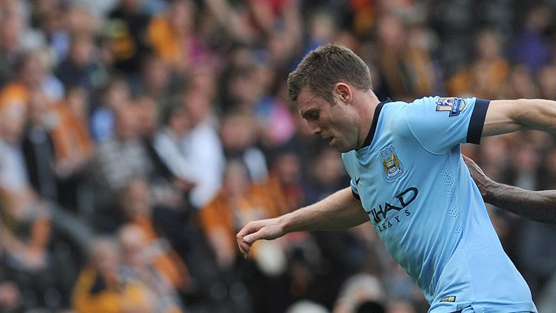Holte End hero - just sign the contract! City supporters are desperate for Milner to stay at the Etihad. Courtesy@MCFC