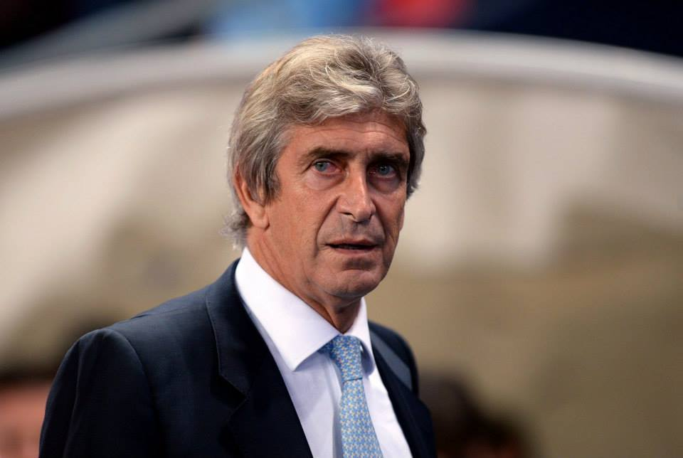 Pressure - Manuel Pellegrini is a man with a problem in Champions League Group E. Courtesy@MCFC