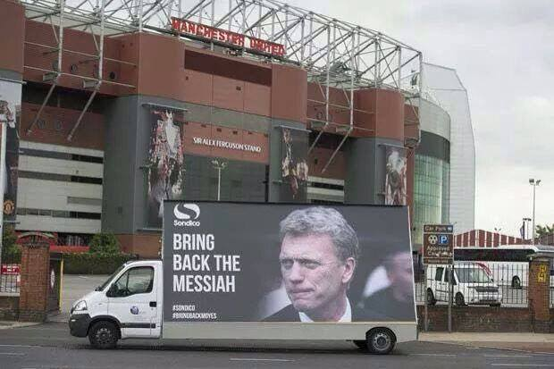 Happier times - Manure were a whole point better off at this stage last season under a certain Football Genius!