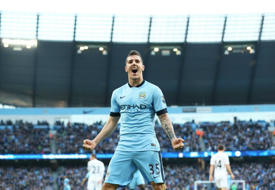 Sicknote - Jovetic's time at the Etihad has been riddled with injuries and false dawns. Courtesy@MCFC