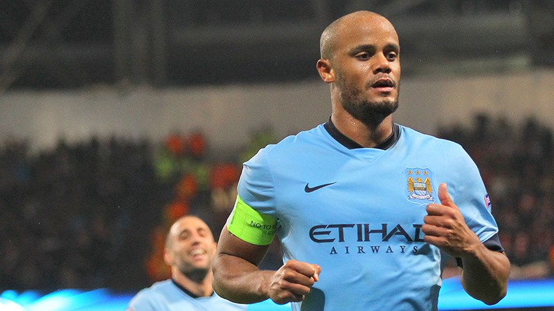 Will the real Captain Kompany please reveal himself - Vinny is struggling at the moment . Courtesy@MCFC