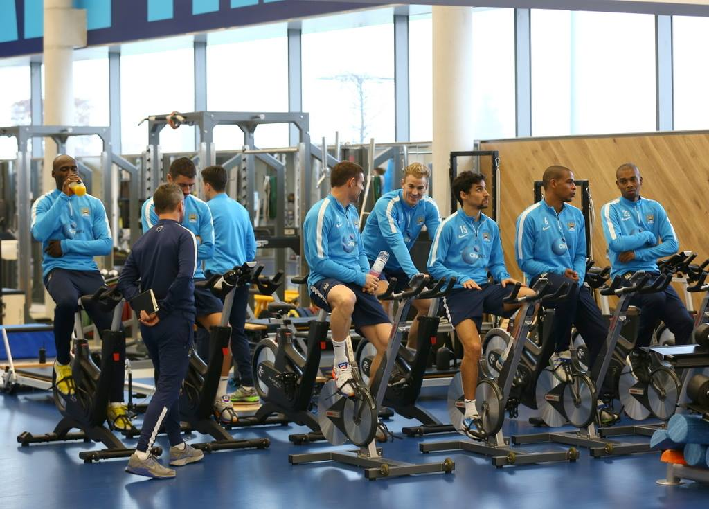 On yer bike - will any of City's squad be moving on and new signings coming in during January? Courtesy@MCFC