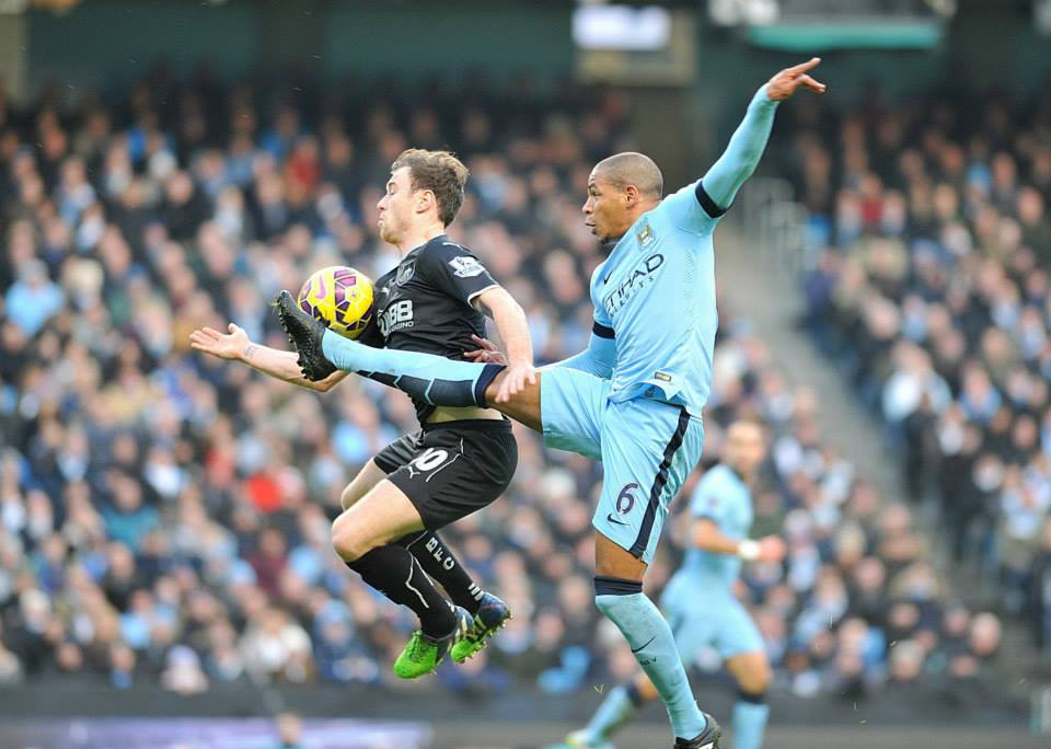 Day off - Fernando picked up a yellow card which rules him out of the Sunderland game on New Year's Day. Courtesy@MCFC