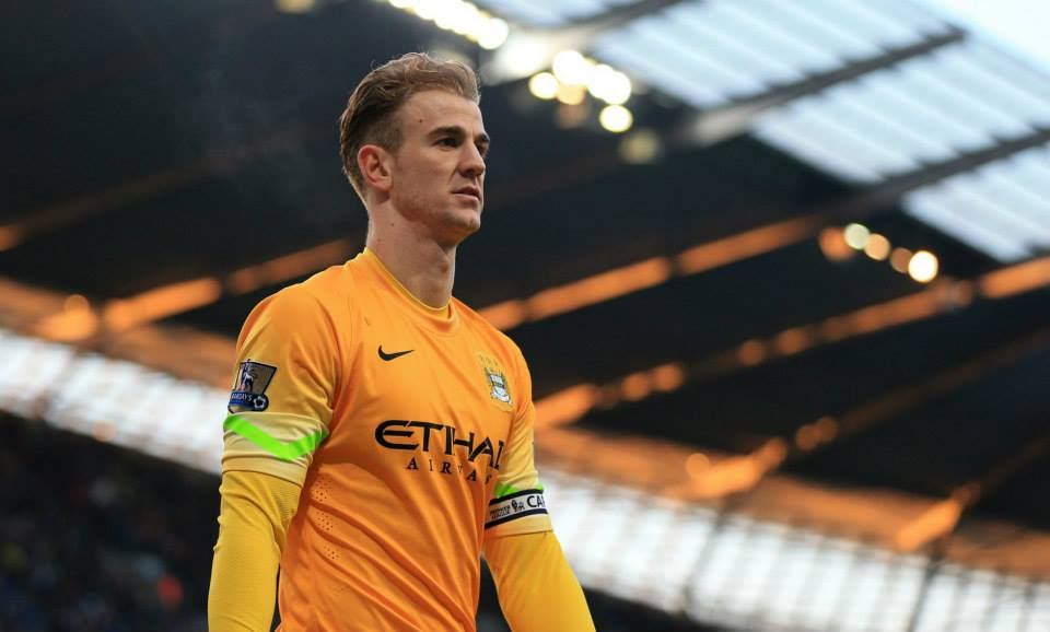 Hart-Stopper - Opponents are getting through to threaten Joe Hart's goal far too often recently. Courtesy@MCFC