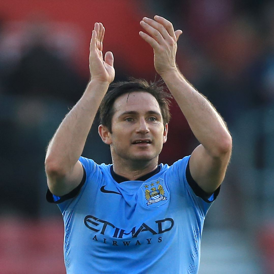 Will Super Frank start the Manchester derby? Courtesy@MCFC