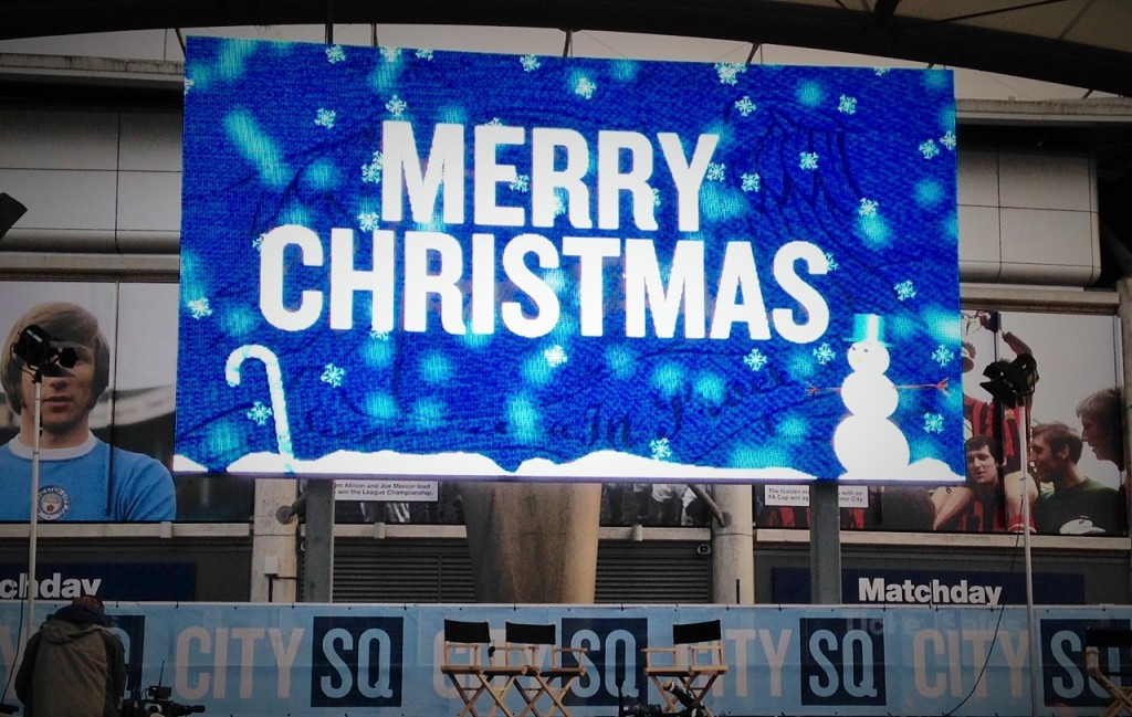 As stated in City Square after the 3-0 win over Crystal Palace...
