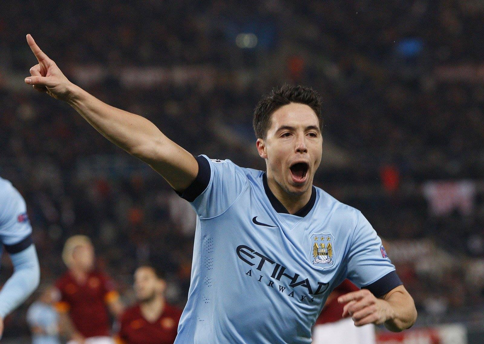 Magnifique - Samir is in top form with two brilliant goals in his last two outings. Courtesy@MCFC