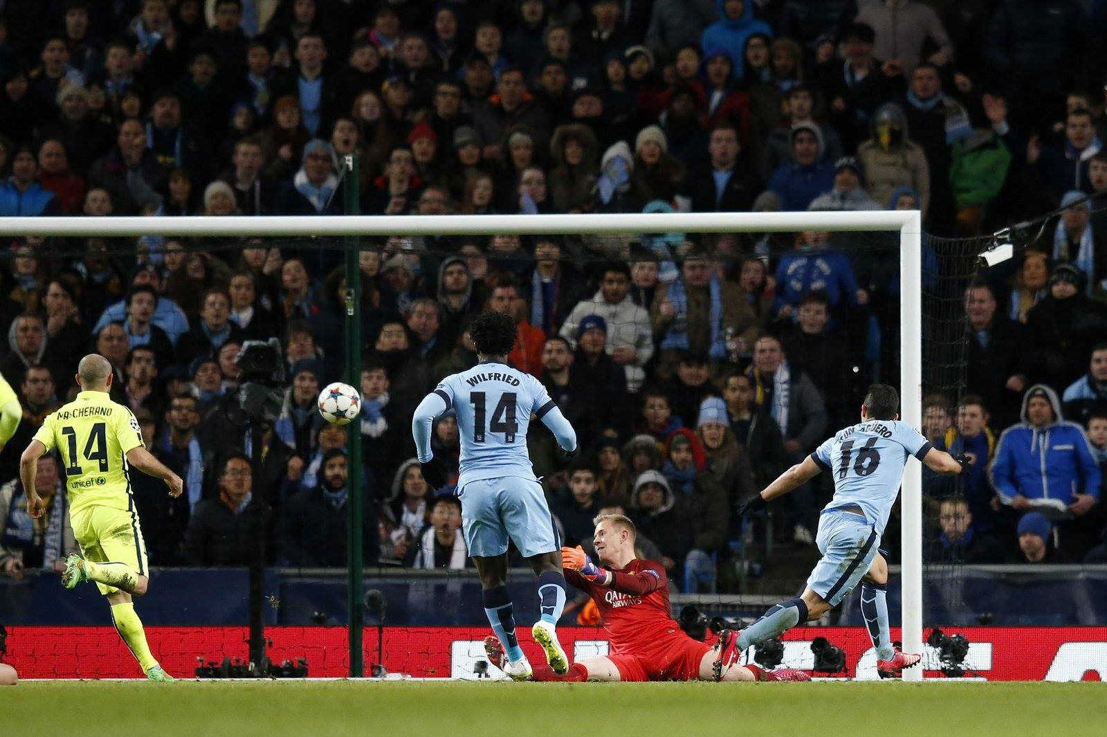 Sizzling Sergio - Can Aguero end City's winless streak at Anfield? Courtesy@MCFC