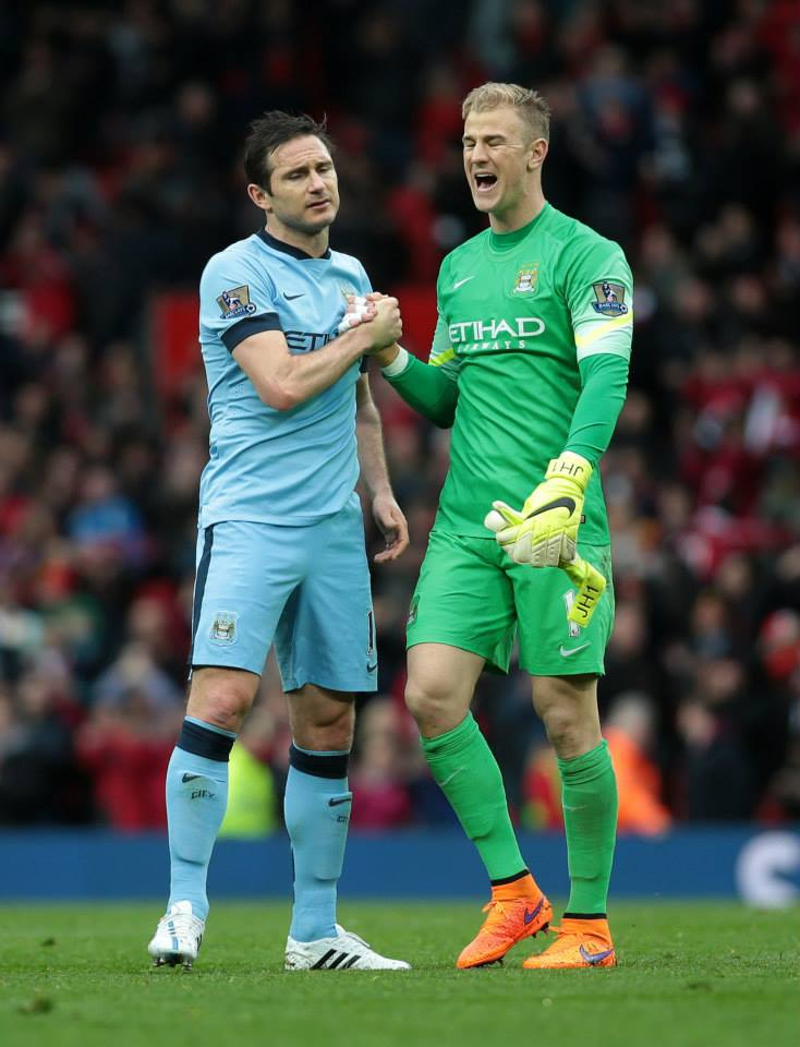 Welcome to stay - Joe and Frank - Hart will remain as Lamps jets off to New York City. Courtesy@MCFC