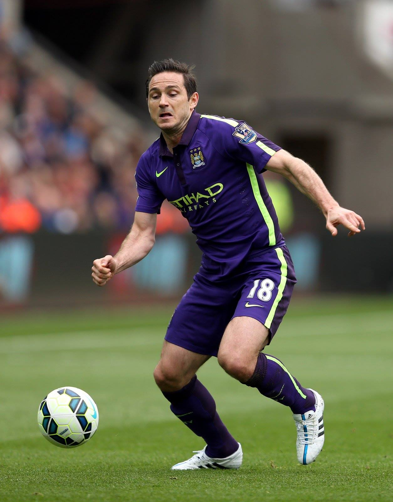 Take a bow - Super Frankie will leave English football on Sunday - let's hope City give Lamps a suitable send off. Courtesy@MCFC