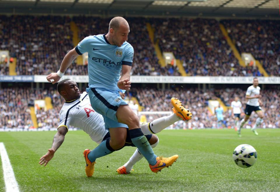 Timeless classic - even legendary Zaba has experienced a dip in form this season. Courtesy@MCFC