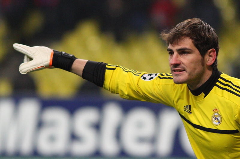 Iker Casillas is one of the most successful keepers ever in the history of football, but at less than 6ft tall probably wouldn't have been given a trial by many clubs in England.