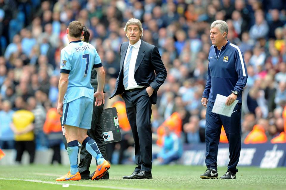 In & Out - Pellegrini stays but Milner is off to Liverpool. Courtesy@MCFC