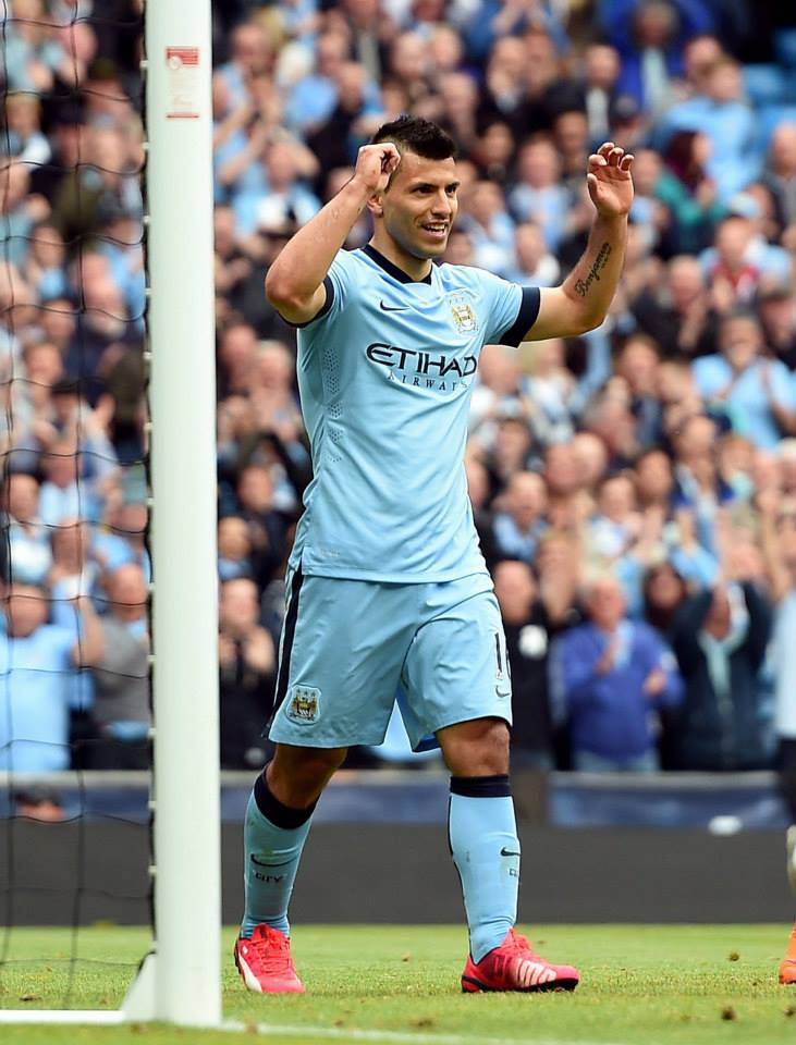 Get Real - Aguero is categorically staying with City for 2015/16 so Real Madrid can go swing. Courtesy@MCFC