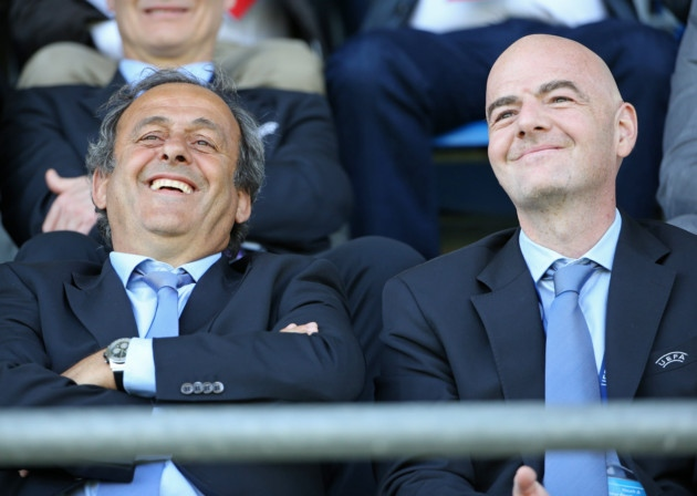 Unbelievable - UEFA want to punish City...for the fans booing the Champions League anthem. Platini and Infantino won't have the last laugh!