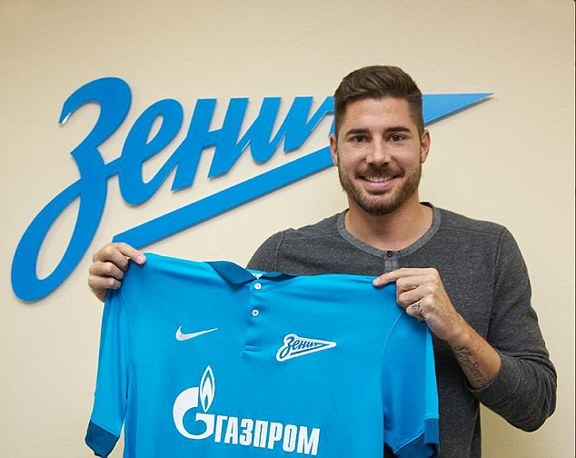 Shipped out to Russia - Javi Garcia was underrated during his time at City.
